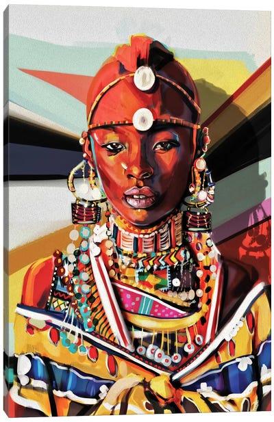 Kenya Canvas Art Print