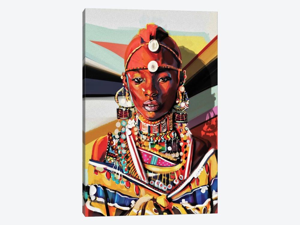 Kenya by Giulio Rossi 1-piece Canvas Art Print