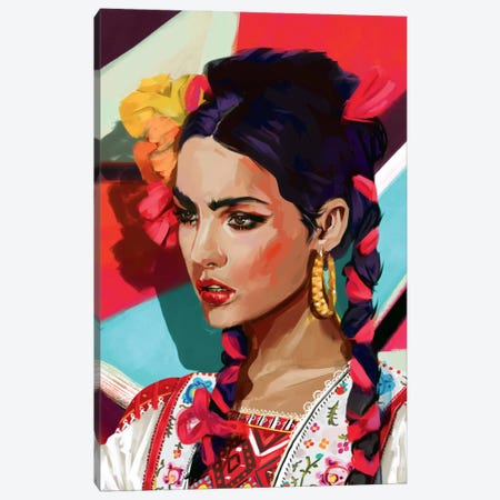 Mexico Canvas Print #JRI64} by Giulio Rossi Canvas Artwork