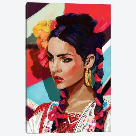 Mexico Canvas Print #JRI64} by Giulio Rossi Canvas Artwork