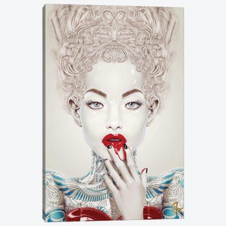 Porcelain Canvas Print #JRI6} by Giulio Rossi Canvas Art Print