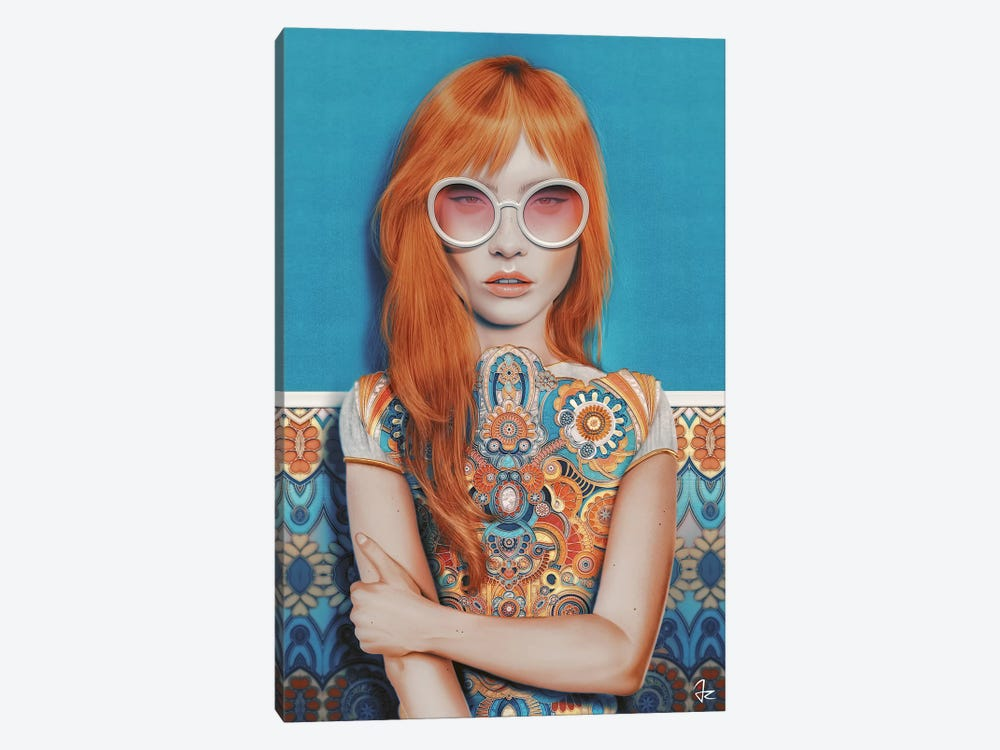 Indian Summer by Giulio Rossi 1-piece Canvas Artwork