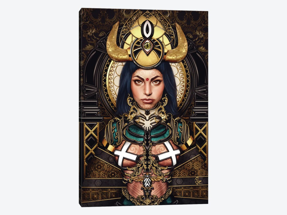 Queen of the Damned by Giulio Rossi 1-piece Canvas Artwork
