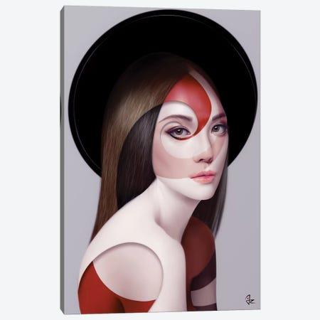Vortex Canvas Print #JRI80} by Giulio Rossi Art Print