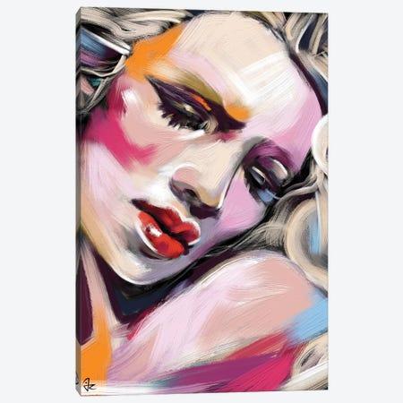 Glowing I Canvas Print #JRI82} by Giulio Rossi Canvas Art Print