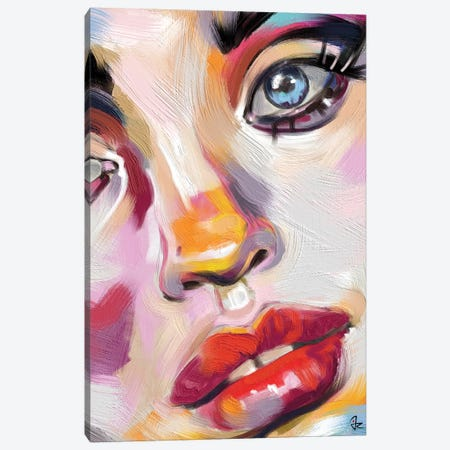 Glowing III Canvas Print #JRI84} by Giulio Rossi Canvas Art