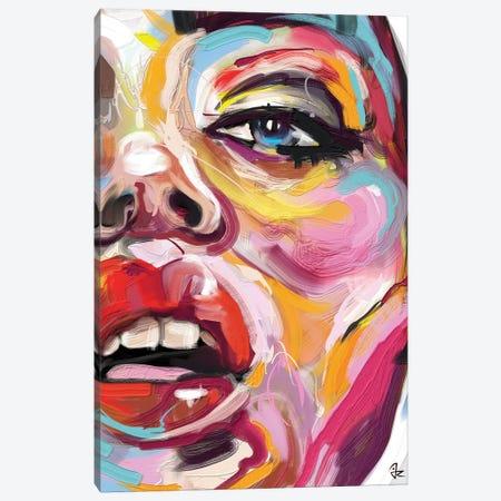 Glowing IV Canvas Print #JRI85} by Giulio Rossi Canvas Artwork