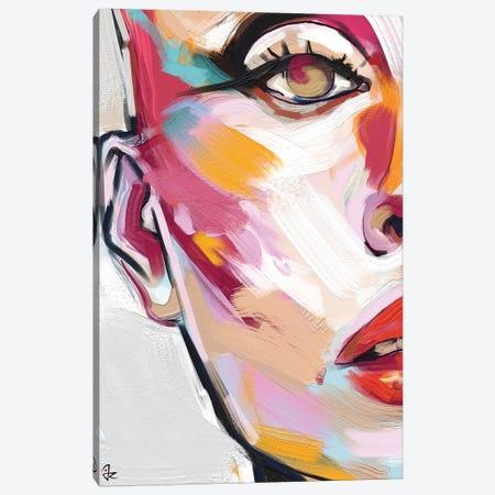 Glowing V Canvas Print #JRI86} by Giulio Rossi Canvas Art