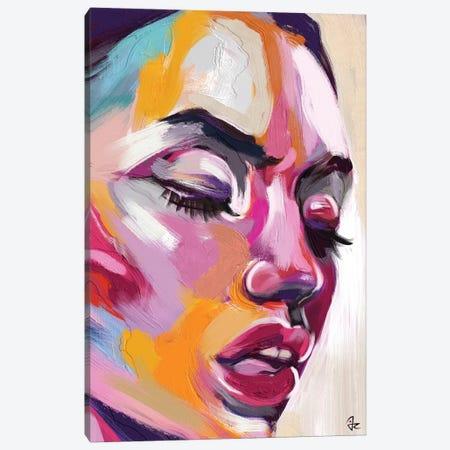 Glowing VI Canvas Print #JRI87} by Giulio Rossi Canvas Artwork