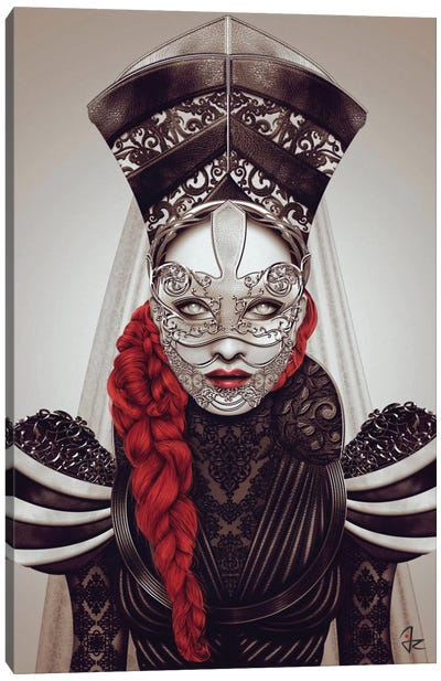 Sabela Canvas Art Print