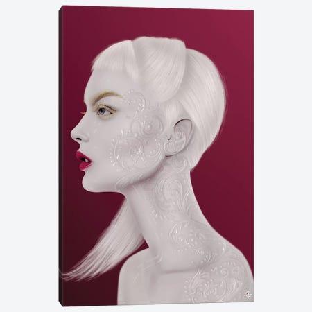 Pearl Canvas Print #JRI93} by Giulio Rossi Canvas Art