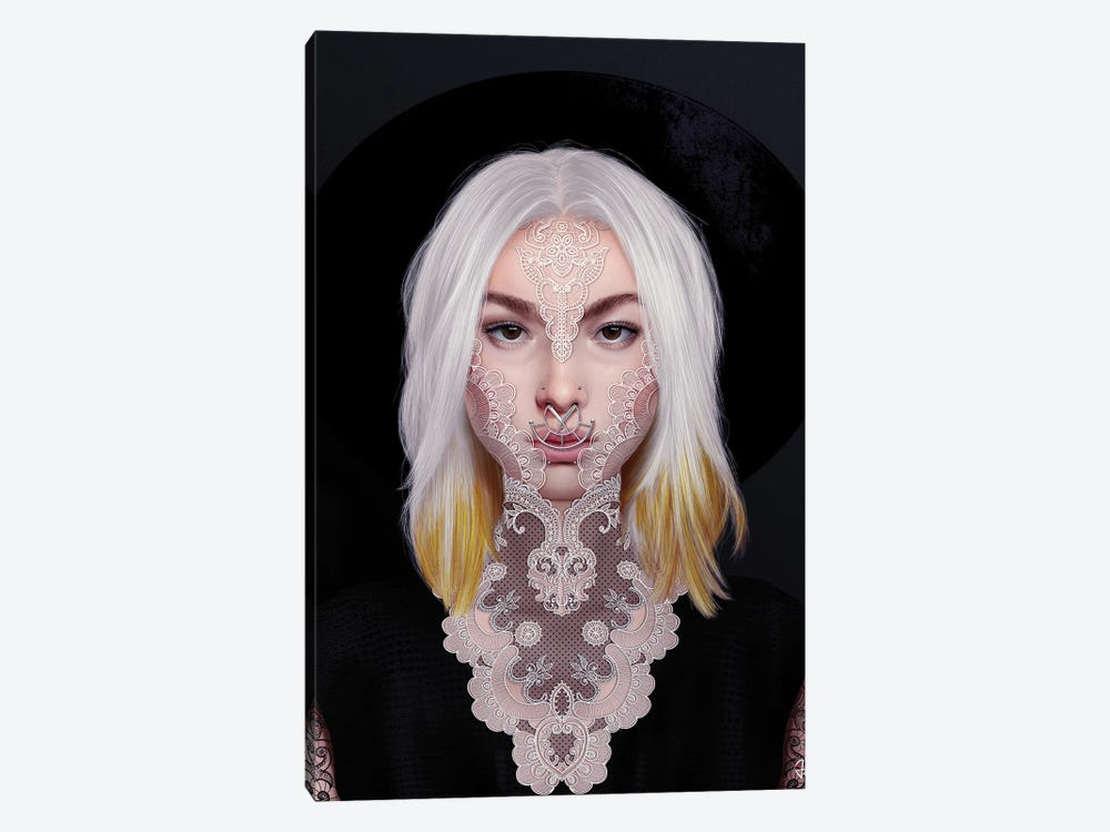 Risen by Giulio Rossi 1-piece Canvas Art Print