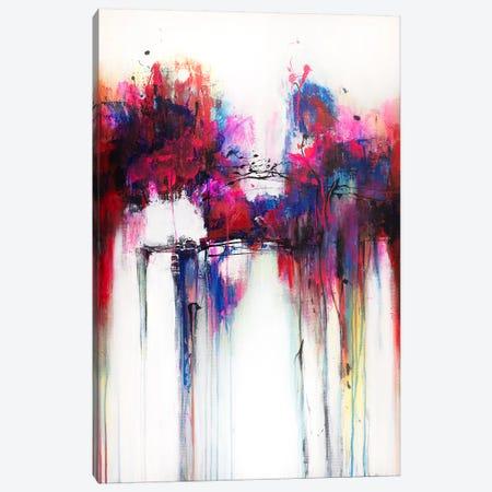 Rainbows Edge Canvas Print #JRM30} by Jude Remedios Canvas Wall Art