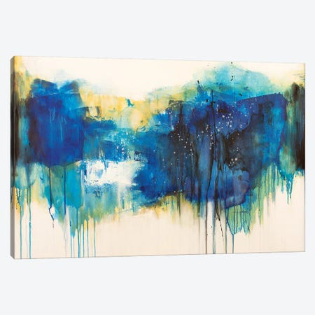 River View Canvas Print #JRM32} by Jude Remedios Canvas Wall Art