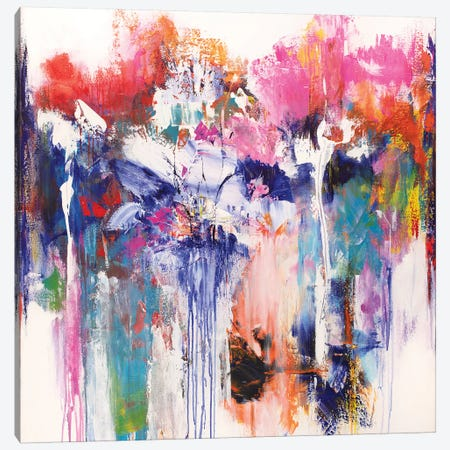 Summer Solstice Canvas Print #JRM33} by Jude Remedios Canvas Wall Art