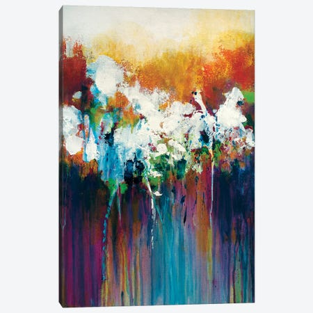 Rite Of Spring Canvas Print #JRM46} by Jude Remedios Canvas Artwork