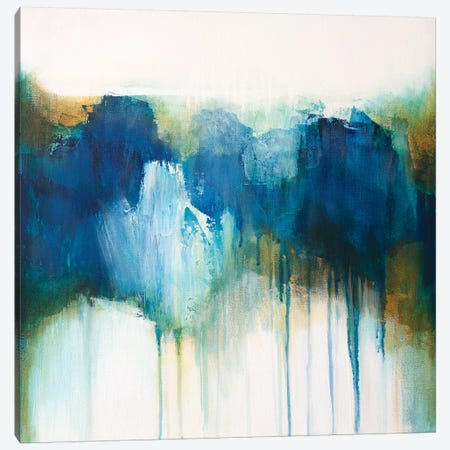 Where Woodlarks Sing No. 5 Canvas Print #JRM49} by Jude Remedios Canvas Print