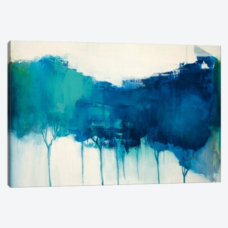 River Song Canvas Print #JRM60} by Jude Remedios Canvas Print