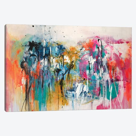 Love Is Blind Canvas Print #JRM62} by Jude Remedios Art Print