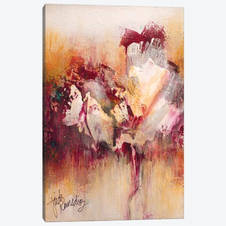 Cherry Blossom No. 1 Canvas Print #JRM73} by Jude Remedios Canvas Wall Art