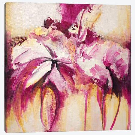 Cherry Blossom No. 7 Canvas Print #JRM74} by Jude Remedios Canvas Art Print
