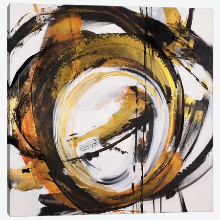 Gold On Every Bracelet VIII Canvas Print #JRM8} by Jude Remedios Canvas Wall Art