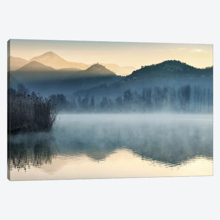 Quiet Morning Canvas Print #JRN1} by Jon Arnold Canvas Art Print