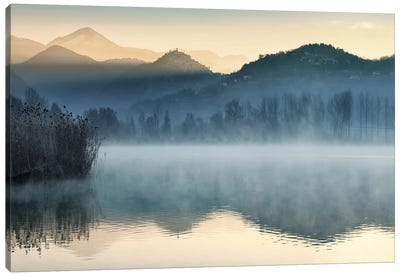 Quiet Morning Canvas Art Print