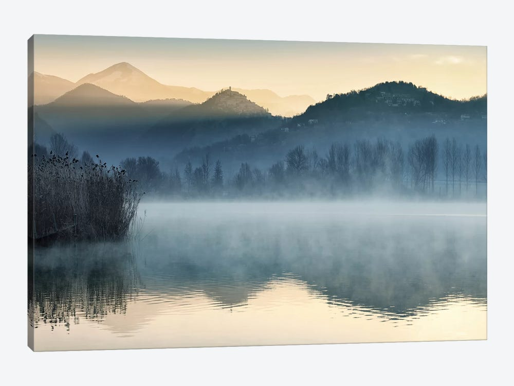 Quiet Morning by Jon Arnold 1-piece Canvas Print
