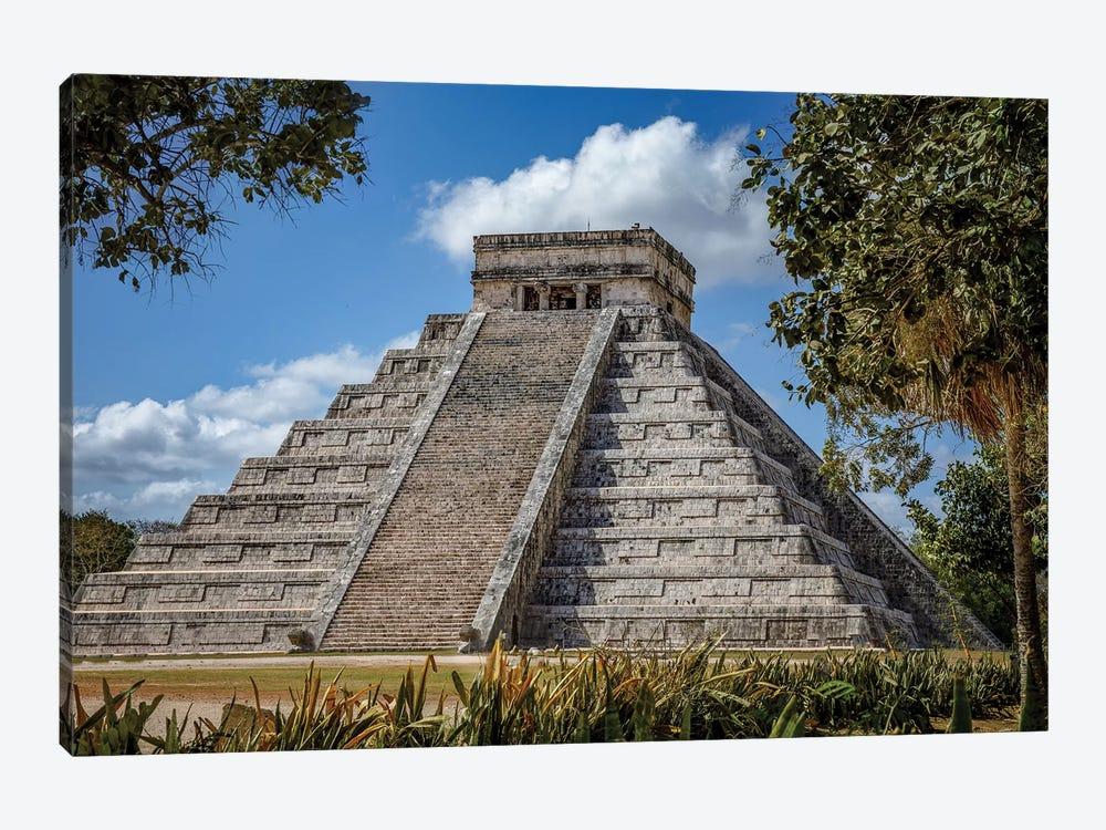 Chichén Itzá by Jonathan Ross Photography 1-piece Art Print