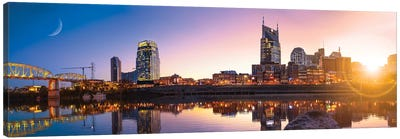 Good Morning Nashville Canvas Art Print
