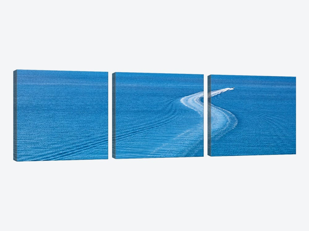 Making Waves by Jonathan Ross Photography 3-piece Canvas Art Print