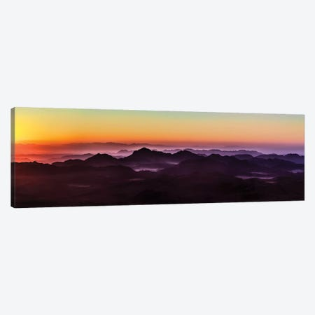 Misty Sinai Canvas Print #JRP52} by Jonathan Ross Photography Canvas Print
