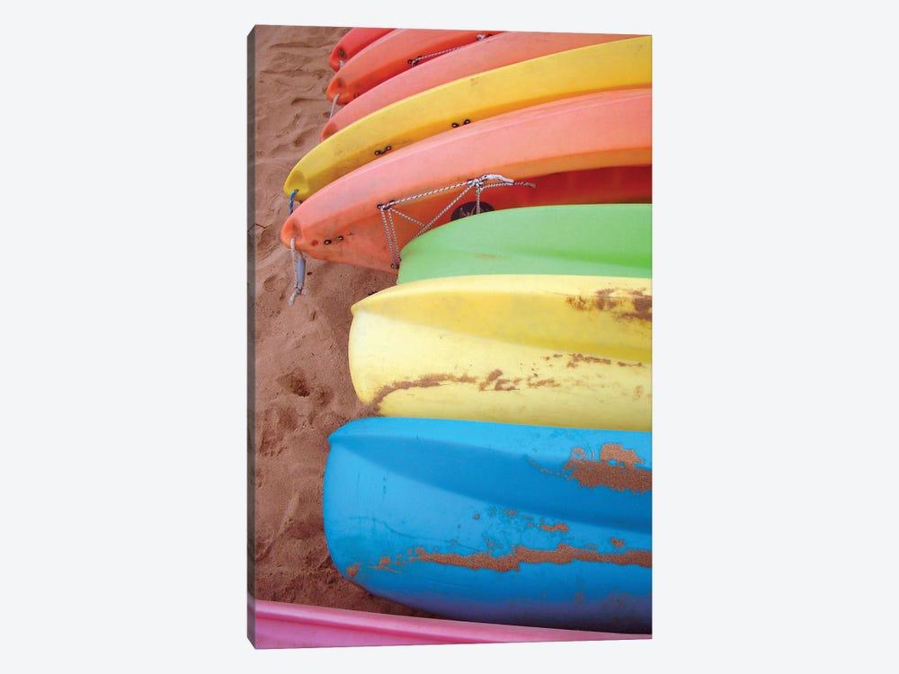 Kayaks II by Jairo Rodriguez 1-piece Art Print
