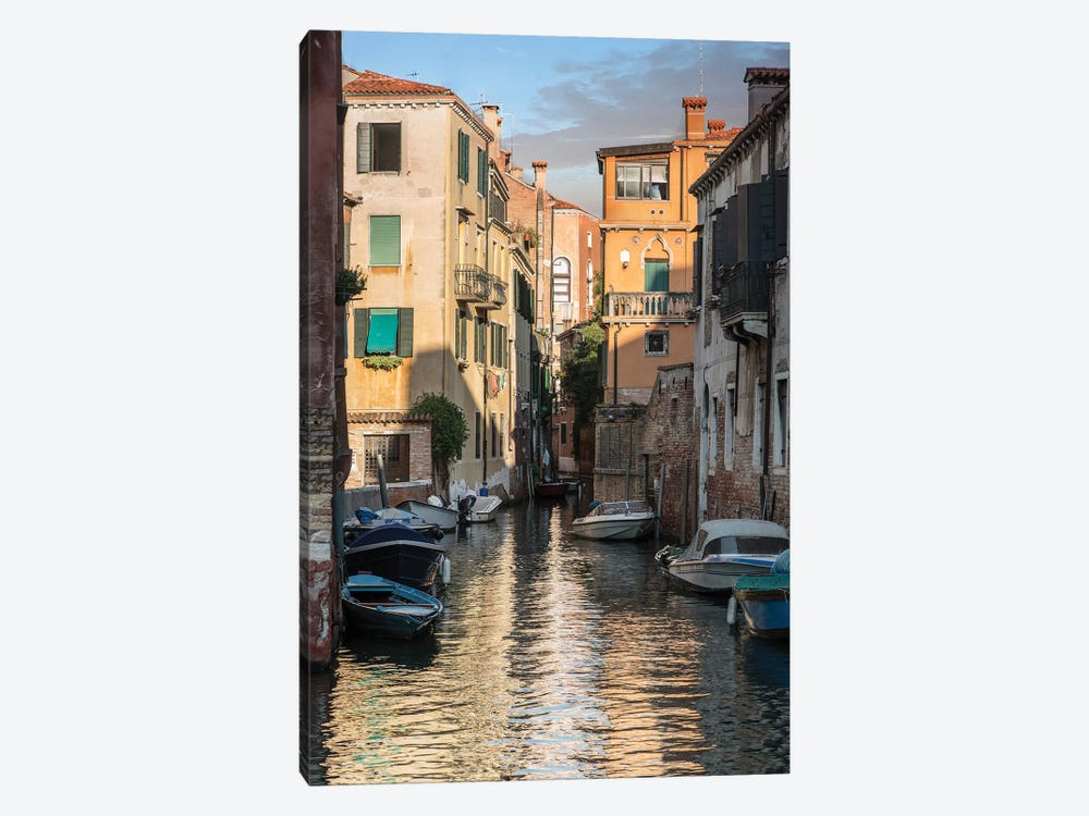 Canals Of Venice by Jaroslaw Blaminsky 1-piece Canvas Art