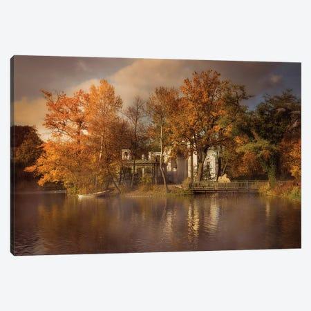 Colors Of Autumn Canvas Print #JRS15} by Jaroslaw Blaminsky Canvas Print