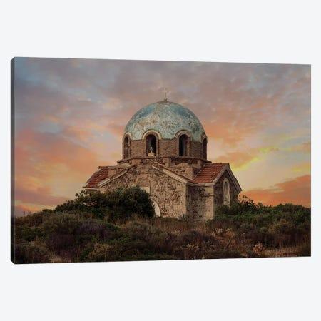 Forgotten Church Canvas Print #JRS26} by Jaroslaw Blaminsky Canvas Wall Art