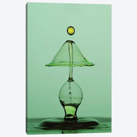 Green Water Lamp Canvas Print #JRS34} by Jaroslaw Blaminsky Art Print