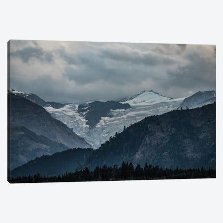 Snowy Mountains Of Austria Canvas Print #JRS71} by Jaroslaw Blaminsky Canvas Wall Art