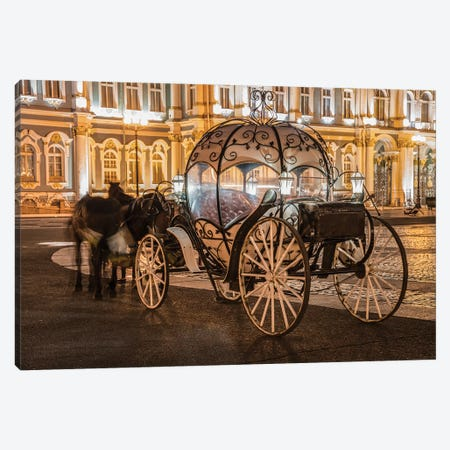 Waiting For Cinderella Canvas Print #JRS86} by Jaroslaw Blaminsky Canvas Wall Art