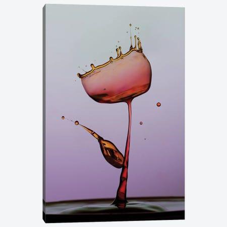 Water Tulip Canvas Print #JRS89} by Jaroslaw Blaminsky Art Print