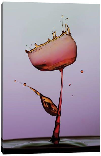 Water Tulip Canvas Art Print
