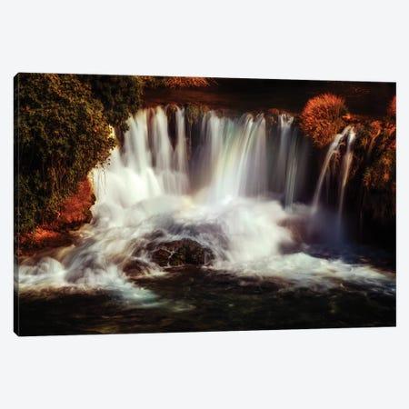 Waterfalls Of Krka Canvas Print #JRS91} by Jaroslaw Blaminsky Canvas Artwork