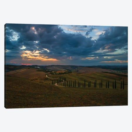When The Sun Goes Down Canvas Print #JRS93} by Jaroslaw Blaminsky Canvas Wall Art