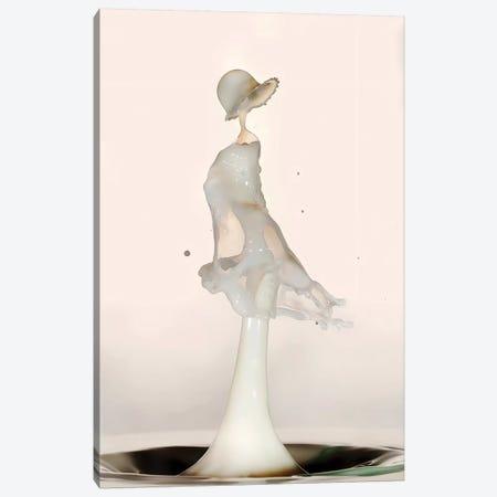 White Lady Canvas Print #JRS95} by Jaroslaw Blaminsky Art Print