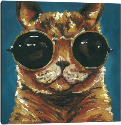 Dapper Animal I Canvas Art Print