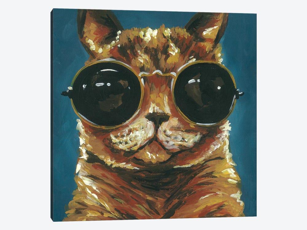 Dapper Animal I by Jennifer Rutledge 1-piece Art Print