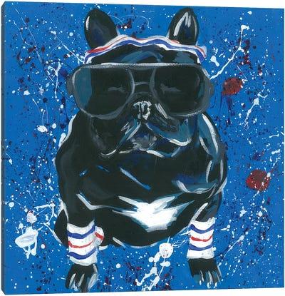 Dapper Animal III Canvas Art Print