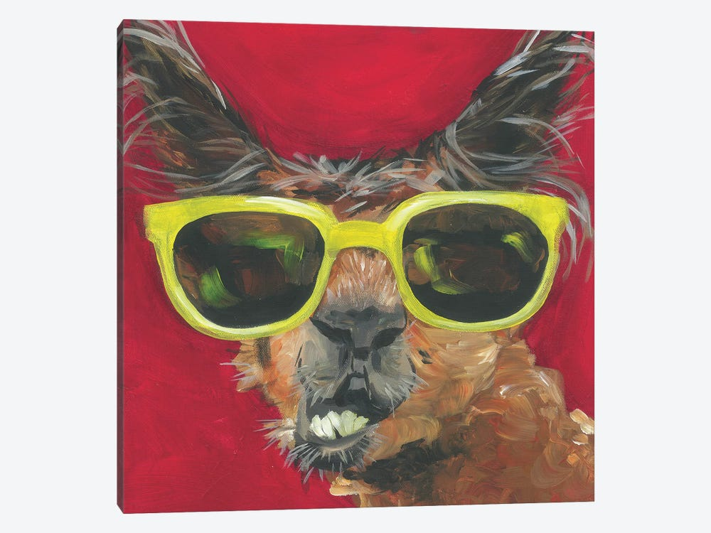Dapper Animal IV by Jennifer Rutledge 1-piece Art Print