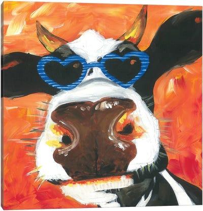 Dapper Animal V Canvas Art Print